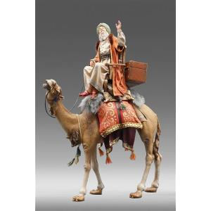 King on dromedary Immanuel