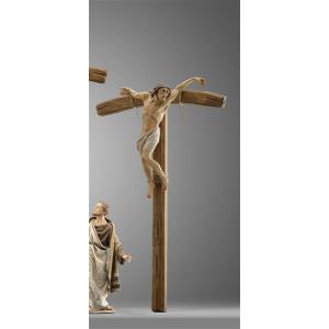 Thief right Immanuel with cross